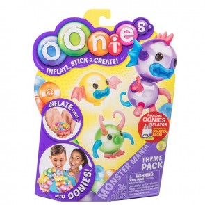 Oonies Theme Refill Pack - Monster Mania