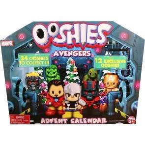 Ooshies Advent Calendar Avengers super Hero