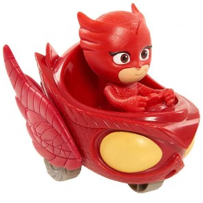 PJ Masks Wheelie Vehicle Owl Glider - Owlette