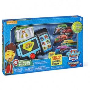 Paw Patrol mission Pad toy
