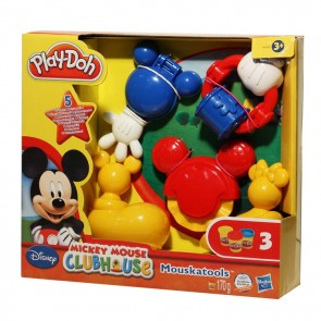 Play-Doh Mickey Mouse Clubhouse Disney Mouskatools