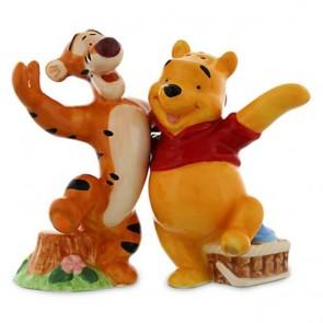 Winnie the Pooh and Tigger Salt Shaker Set