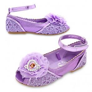 disney princess Sofia Costume Shoes