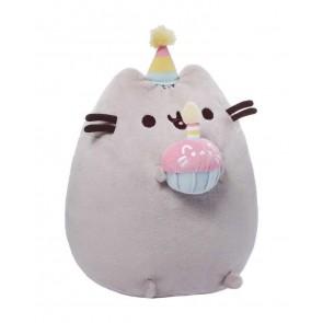 pusheen plush birthday doll