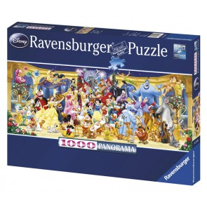 Ravensburger Disney Characters princess 1000 pc Puzzle jigsaw