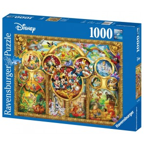 Ravensburger Disney best theme puzzle