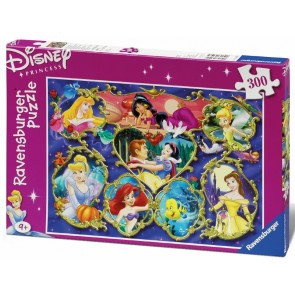 Ravensburger Disney Princess Gallery Puzzle 300pc