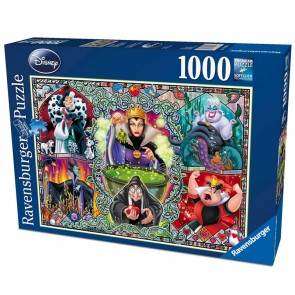 Ravensburger Disney Disney Wicked Women Puzzle 1000pc