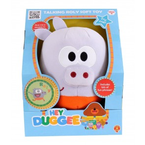 HEY DUGGEE TALKING plush roly