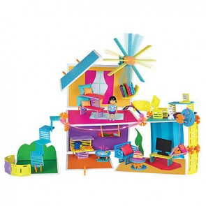 Roominate Chateau stem toy