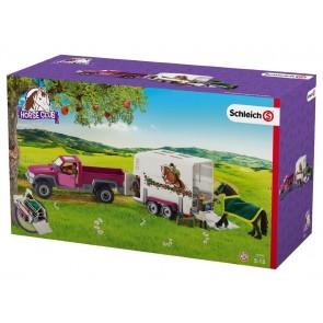 Schleich Pick Up Truck 42346