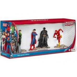 Schleich Justice League figure set