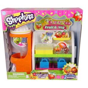 Shopkins Fruit & Vegetable Playset
