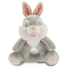 Thumper Plush Rattle toy