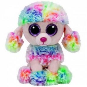 TY Rainbow Poodle