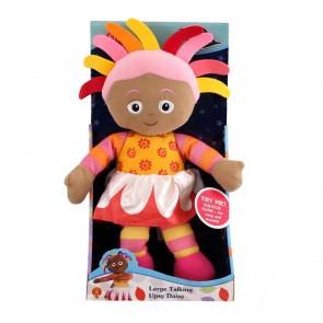In the night Garden Upsy Daisy Plush Talking Doll 30cm