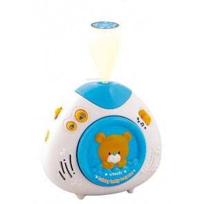vtech cot teddy projector
