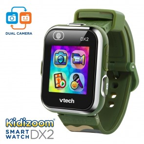 Vtech Kidizoom Smartwatch DX 2.0 in Camouflage