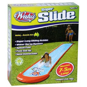 Wahu Super Water Slide 7.5m