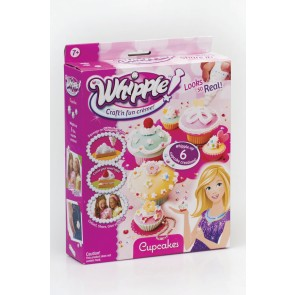 WHIPPLE Cupcakes Set Cake Decoration