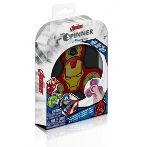 Zuru Marvel Fidget Spinner iron man