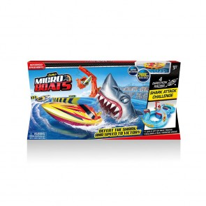 Zuru Micro Boats Playset