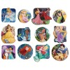 Disney Princess 3-D Sticker Set
