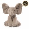 Gund - Flappy Elephant Animated Plush
